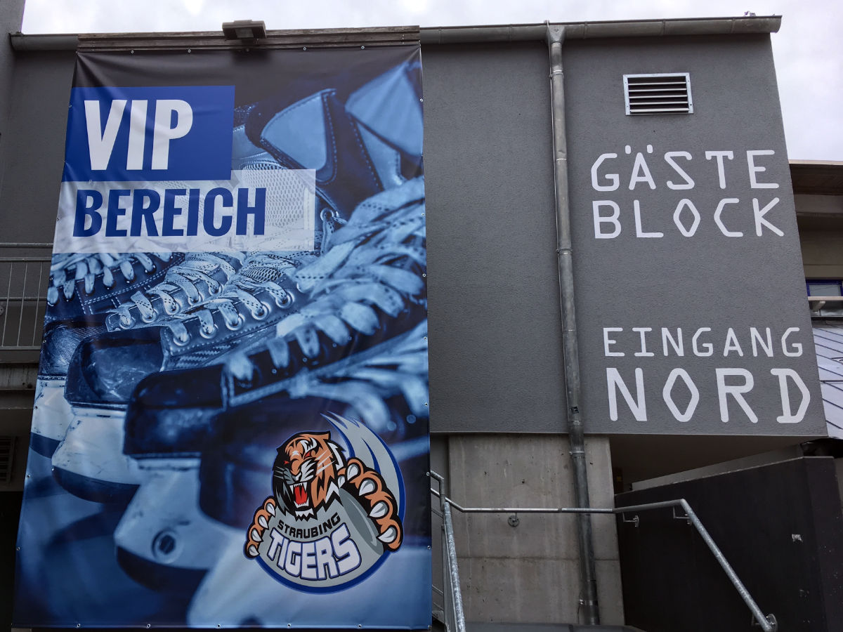 Straubing Tigers Catering Feinschmeckerei & Vinothek Ammer Straubing